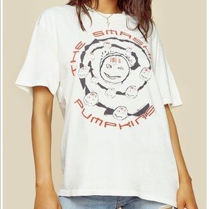 Daydreamer The Smashing Pumpkins Graphic Tee